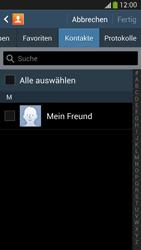 Samsung I9505 Galaxy S4 LTE - E-Mail - E-Mail versenden - Schritt 6