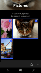 Microsoft Lumia 650 - Photos, vidéos, musique - Envoyer une photo via Bluetooth - Étape 8
