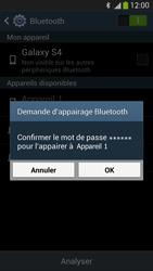 Samsung I9505 Galaxy S IV LTE - Bluetooth - connexion Bluetooth - Étape 9