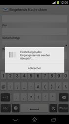 Sony Xperia Z1 Compact - E-Mail - Konto einrichten - 11 / 20
