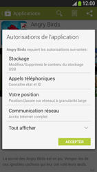 Samsung Galaxy S 4 Mini LTE - Applications - Installation d