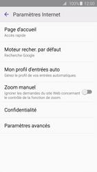 Samsung Galaxy S6 Edge - Internet et roaming de données - Configuration manuelle - Étape 22