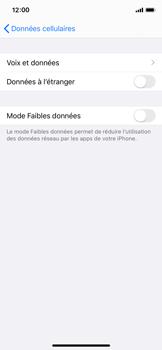 Apple iPhone 11 Pro - Internet - Désactiver du roaming de données - Étape 6