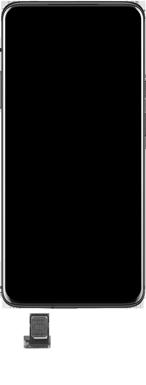 OnePlus 7 Pro - Premiers pas - Insérer la carte SIM - Étape 6