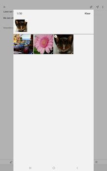 Samsung galaxy-tab-a-10-5-sm-t595-android-pie - E-mail - Hoe te versturen - Stap 19