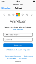 Apple iPhone SE - E-Mail - Konto einrichten (outlook) - 6 / 12