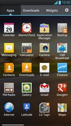 LG P880 Optimus 4X HD - E-mail - Sending emails - Step 3
