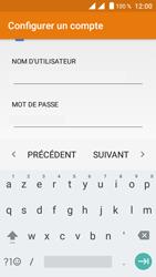 Crosscall Trekker M1 Core - E-mails - Ajouter ou modifier un compte e-mail - Étape 17