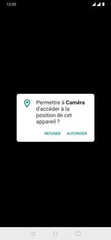 OnePlus 7 - Photos, vidéos, musique - Prendre une photo - Étape 4