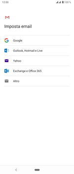 Sony Xperia 5 - E-mail - 032b. Email wizard - Yahoo - Fase 8