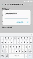 Samsung G925F Galaxy S6 Edge - Android Nougat - Internet - Handmatig instellen - Stap 14