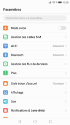 Huawei P9 Lite - Android Nougat - MMS - Configuration manuelle - Étape 3