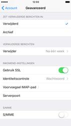 Apple iPhone 6s met iOS 10 (Model A1688) - E-mail - Instellingen KPNMail controleren - Stap 24
