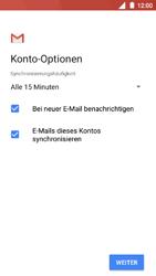 Nokia 3 - E-Mail - Manuelle Konfiguration - Schritt 19