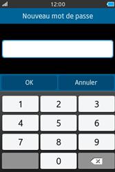 Samsung Wave M - Sécuriser votre mobile - Activer le code de verrouillage - Étape 7
