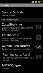 BASE Lutea 2 - SMS - Manuelle Konfiguration - Schritt 4