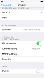Apple iPhone 6s - E-Mail - Konto einrichten - 24 / 30