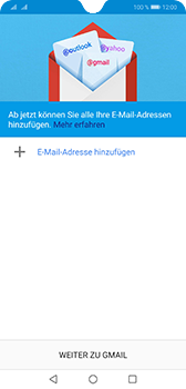 Huawei Mate 20 - E-Mail - Konto einrichten (gmail) - Schritt 5