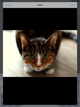 Apple iPad Pro (9.7) - iPadOS 13 - E-mail - envoyer un e-mail - Étape 12