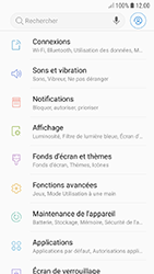 Samsung A320F Galaxy A3 (2017) - Android Oreo - MMS - Configuration manuelle - Étape 4