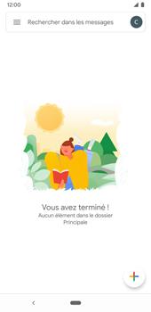 Google Pixel 3a - E-mails - Envoyer un e-mail - Étape 4