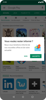 OnePlus 7 Pro - Applications - Créer un compte - Étape 20