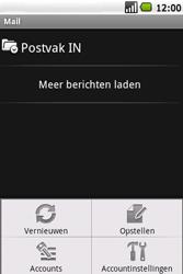 Samsung I7500 Galaxy - E-mail - e-mail versturen - Stap 4
