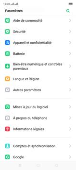 Oppo A9 2020 - Aller plus loin - Gérer vos données depuis le portable - Étape 7