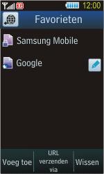 Samsung S8300 Ultra Touch - Internet - Hoe te internetten - Stap 8