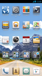 Huawei Ascend G526 - Netzwerk - Netzwerkeinstellungen ändern - Schritt 3