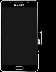 Samsung Galaxy A5 (2016) - SIM-Karte - Einlegen - 6 / 8