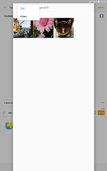Samsung Galaxy Tab A 10-1 - MMS - Erstellen und senden - Schritt 21