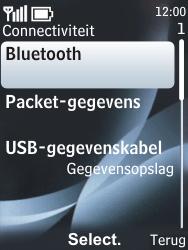 Nokia 6303 classic - bluetooth - aanzetten - stap 5