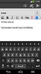 LG D955 G Flex - e-mail - hoe te versturen - stap 10