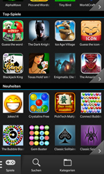 BlackBerry Z10 - Apps - Herunterladen - 7 / 21