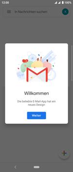 Sony Xperia 10 - E-Mail - Konto einrichten (gmail) - Schritt 14