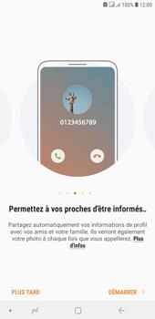 Samsung Galaxy J4+ - Contact, Appels, SMS/MMS - Ajouter un contact - Étape 4
