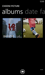 Nokia Lumia 720 - MMS - Sending pictures - Step 9