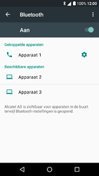 Alcatel A3 - bluetooth - headset, carkit verbinding - stap 8