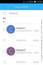 Alcatel Pixi 3 - 3.5 - MMS - Sending a picture message - Step 5