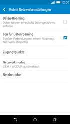 HTC One Mini 2 - Netzwerk - Netzwerkeinstellungen ändern - Schritt 5