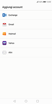 Huawei Mate 10 Pro - E-mail - 032c. Email wizard - Outlook - Fase 4