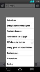 LG G2 - Internet - Configuration manuelle - Étape 22