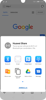 Huawei P30 Pro - Internet e roaming dati - Uso di Internet - Fase 23