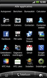 HTC A7272 Desire Z - Internet - buitenland - Stap 3
