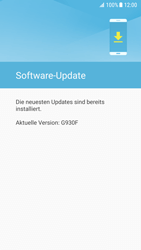 Samsung Galaxy S7 - Android N - Software - Installieren von Software-Updates - Schritt 8
