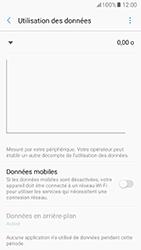 Samsung Galaxy A5 (2017) (A520) - Internet et connexion - Désactiver la connexion Internet - Étape 7