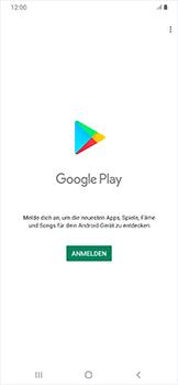 Samsung Galaxy A50 - Apps - Konto anlegen und einrichten - Schritt 4