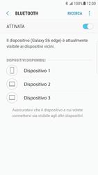 Samsung Galaxy S6 Edge - Android Nougat - Bluetooth - Collegamento dei dispositivi - Fase 7
