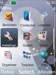 Nokia 7210 supernova - Internet - Handmatig instellen - Stap 3